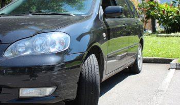 Toyota Fielder Turbo