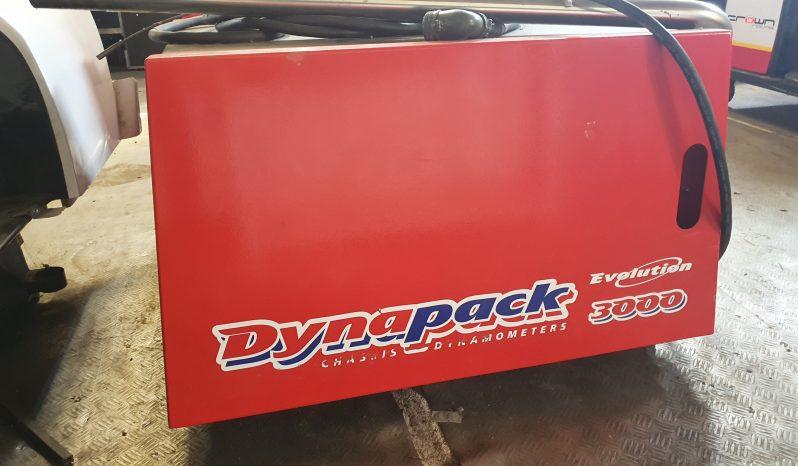 Dinamômetro (roda) Dynapack 3000 Evolution full